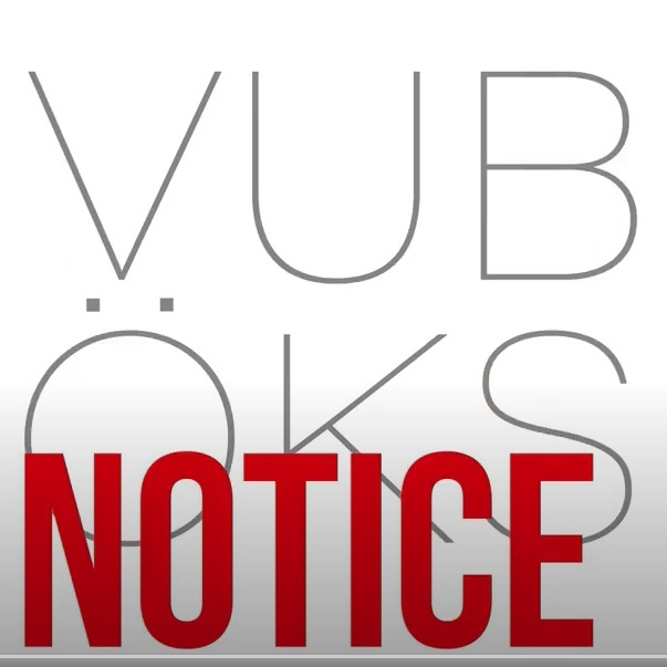 Notice video